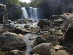 Lunzua Waterfall, Mpulungu