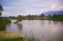 Ruzizi River, Burundi